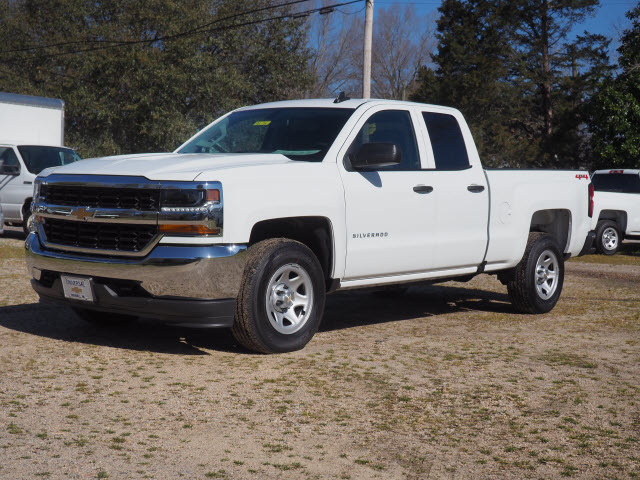 2018 Silverado 1500 Double Cab 4x4,  Pickup #9676 - photo 4