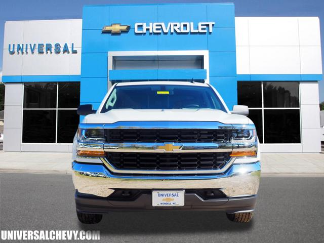 2018 Silverado 1500 Double Cab 4x4,  Pickup #9676 - photo 2