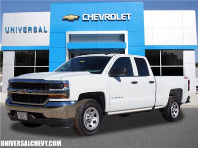 2018 Silverado 1500 Double Cab 4x4,  Pickup #9676 - photo 1
