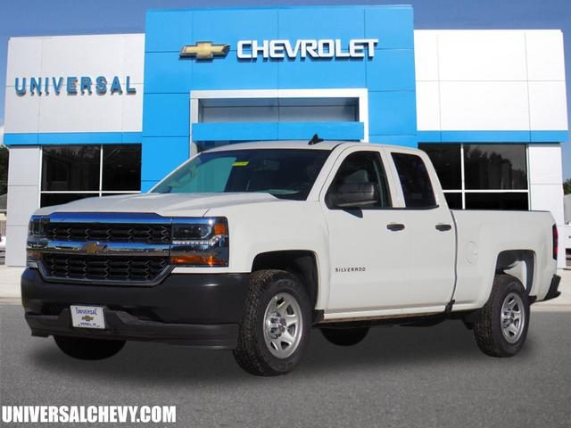 2018 Silverado 1500 Double Cab,  Pickup #9774 - photo 1