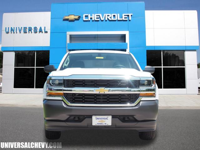 2018 Silverado 1500 Double Cab 4x4,  Pickup #9783 - photo 4