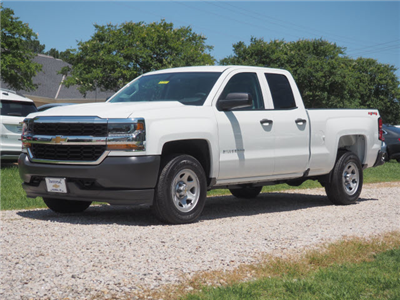 2018 Silverado 1500 Double Cab 4x4,  Pickup #9783 - photo 3