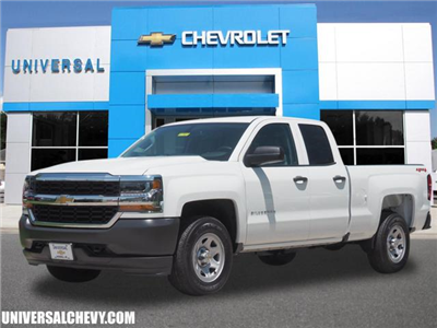 2018 Silverado 1500 Double Cab 4x4,  Pickup #9783 - photo 1