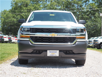 2018 Silverado 1500 Double Cab 4x4,  Pickup #9783 - photo 5