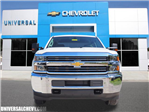 2018 Silverado 2500 Crew Cab 4x2,  Reading SL Service Body #9791 - photo 4