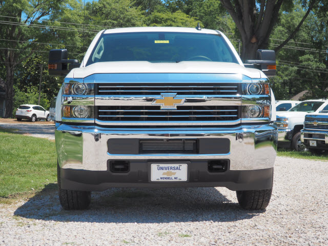 2018 Silverado 2500 Double Cab 4x4,  Cab Chassis #9823 - photo 5