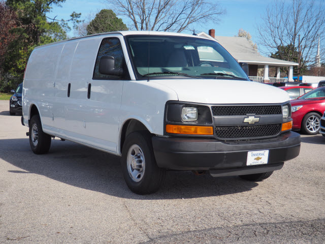 2015 Express 2500,  Empty Cargo Van #P9532 - photo 5