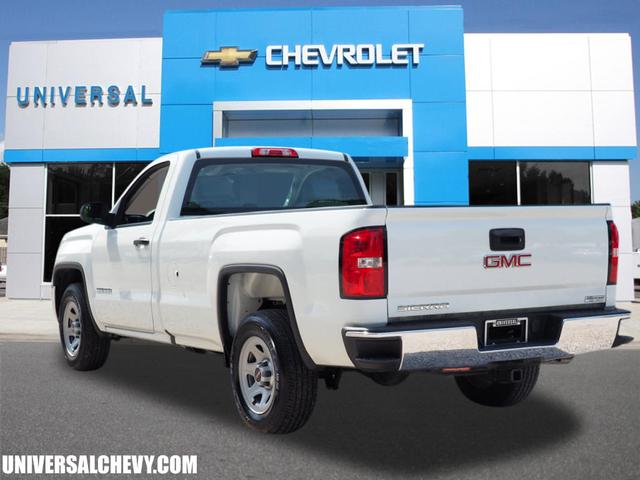 2017 Sierra 1500 Regular Cab,  Pickup #P9818 - photo 2