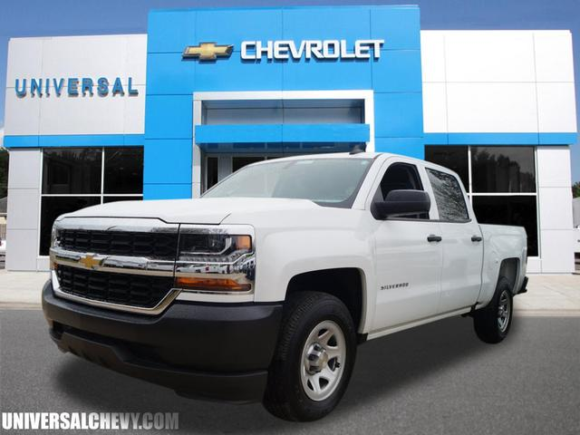 2016 Silverado 1500 Crew Cab 4x2,  Pickup #R7850 - photo 1