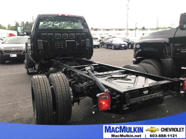 2019 Silverado Medium Duty Regular Cab DRW 4x2,  Cab Chassis #T10725 - photo 1