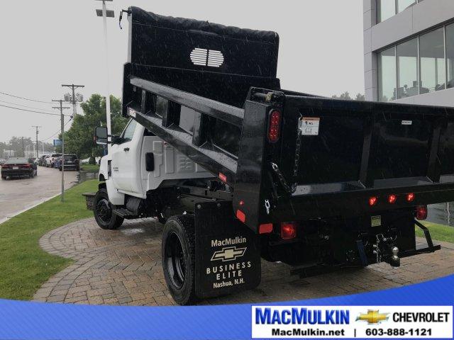 2019 Silverado Medium Duty Regular Cab 4x4,  Rugby Dump Body #T11007 - photo 1