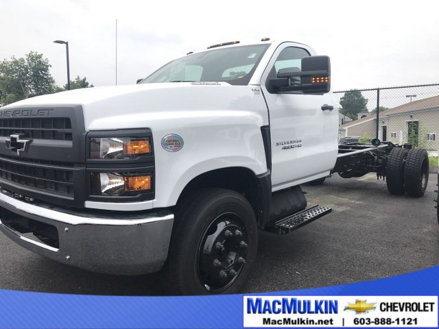 2019 Silverado Medium Duty Regular Cab DRW 4x2,  Cab Chassis #T11177 - photo 1