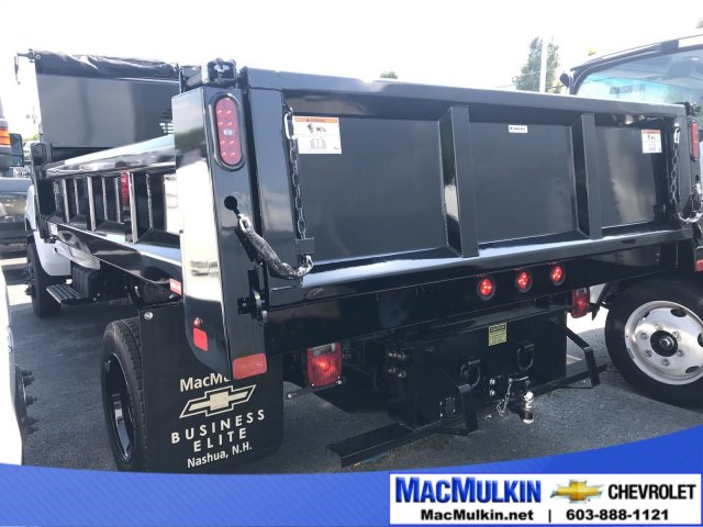2019 Silverado Medium Duty Regular Cab DRW 4x4,  Rugby Dump Body #T11214 - photo 1