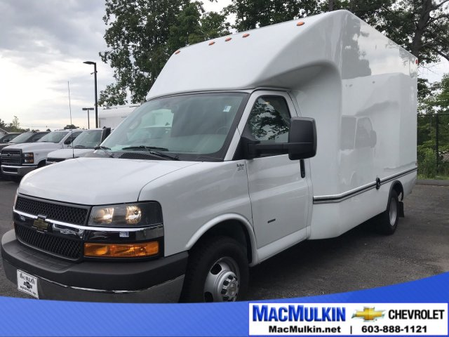 2019 Express 3500 4x2,  Unicell Cutaway Van #T11547 - photo 1