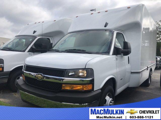 2019 Express 3500 4x2,  Unicell Cutaway Van #T11657 - photo 1