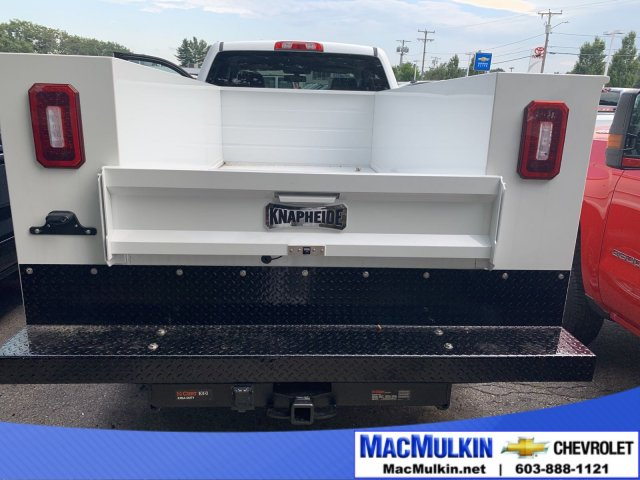 2019 Silverado 2500 Double Cab 4x4, Knapheide Service Body #T11753 - photo 1