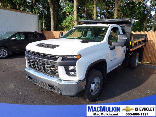 2020 Chevrolet Silverado 3500 Regular Cab DRW 4x4, Air-Flo Dump Body #T13521 - photo 1
