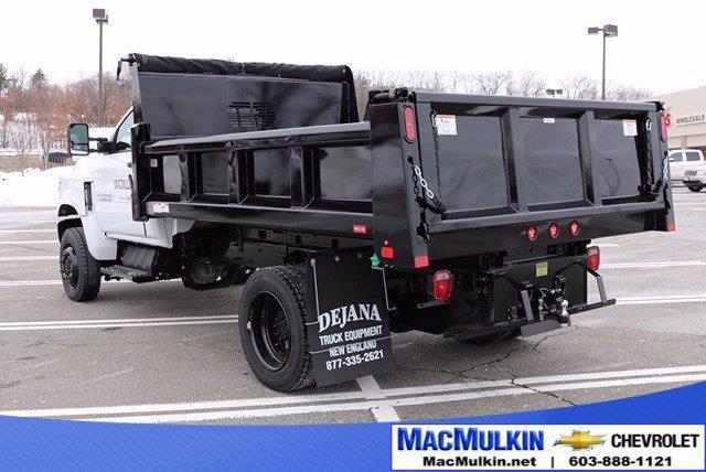 2020 Chevrolet Silverado Medium Duty Regular Cab DRW 4x4, Rugby Dump Body #T14855 - photo 1
