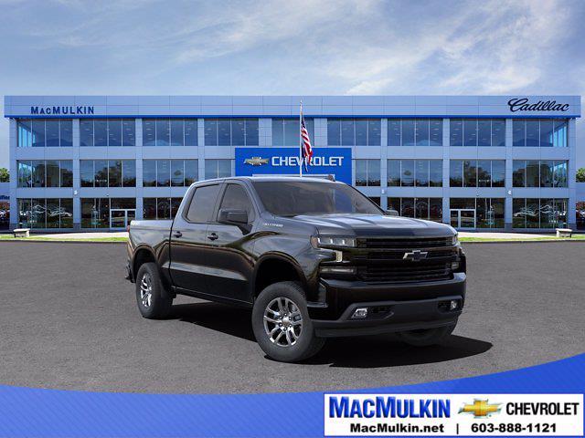 2021 Chevrolet Silverado 1500 Crew Cab 4x4, Pickup #T14934 - photo 1