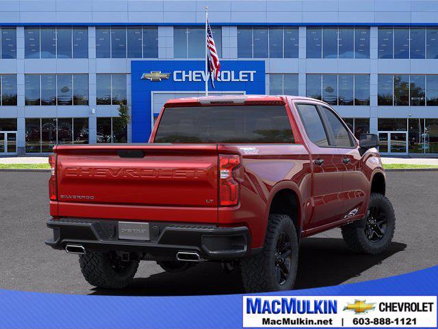2021 Chevrolet Silverado 1500 Crew Cab 4x4, Pickup #T14945 - photo 1