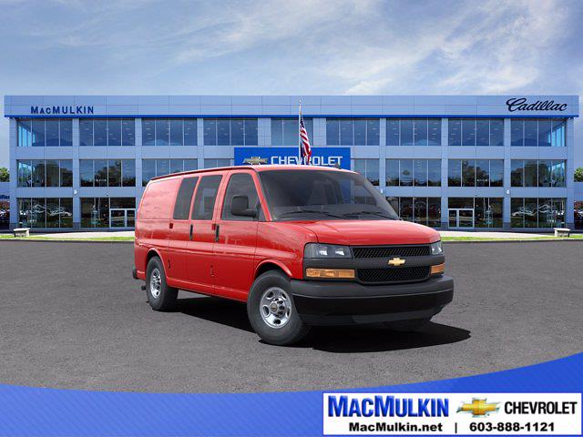 2021 Chevrolet Express 2500 4x2, Empty Cargo Van #T15027 - photo 1