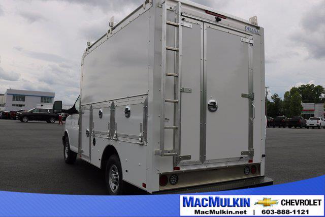 2021 Chevrolet Express 3500 4x2, Dejana Service Utility Van #T15645 - photo 1