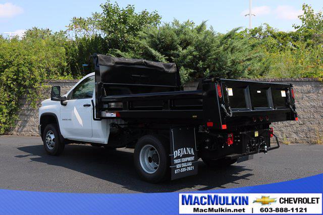 2021 Chevrolet Silverado 3500 Regular Cab AWD, Rugby Dump Body #T15862 - photo 1