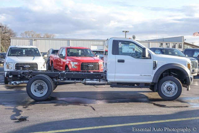 2017 F-450 Regular Cab DRW 4x4 Cab Chassis #T17133 - photo 8
