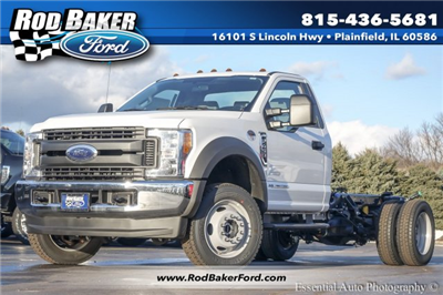 2017 F-450 Regular Cab DRW 4x4 Cab Chassis #T17133 - photo 1