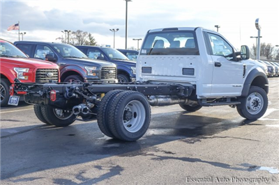2017 F-450 Regular Cab DRW 4x4 Cab Chassis #T17133 - photo 2