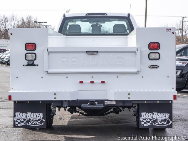 2017 F-450 Regular Cab DRW 4x4, Reading Classic II Steel Service Body #T17134 - photo 6