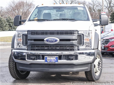 2017 F-450 Regular Cab DRW 4x4, Reading Classic II Steel Service Body #T17134 - photo 5