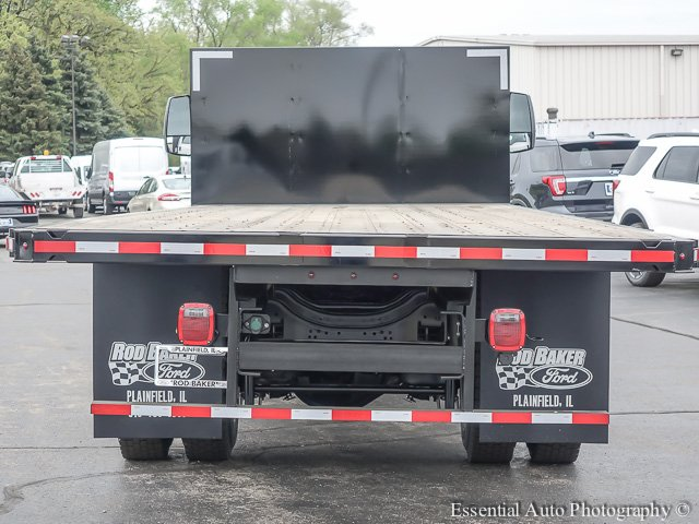 2017 F-750 Regular Cab, Morgan Platform Body #T17342 - photo 7