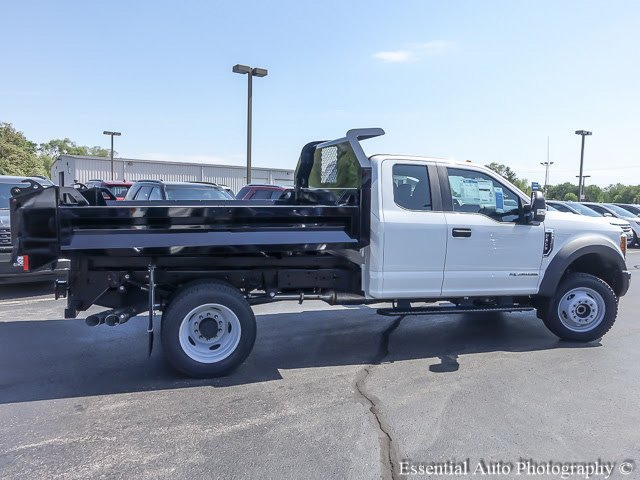 2017 F-450 Super Cab DRW 4x4, Knapheide Dump Body #T17359 - photo 10
