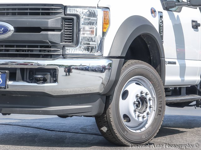 2017 F-450 Regular Cab DRW 4x4, Rugby Dump Body #T17549 - photo 4
