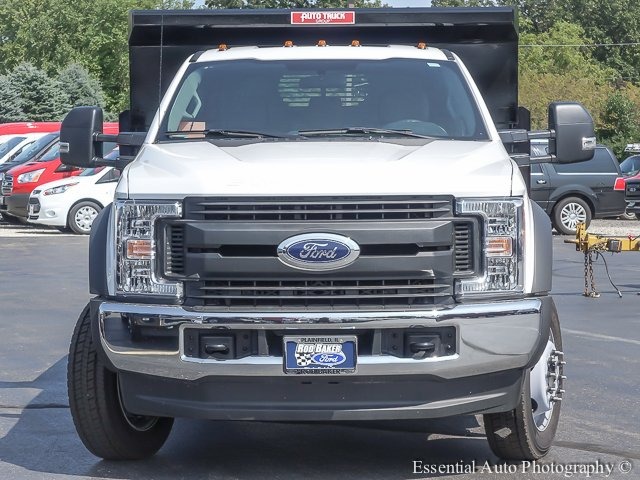 2017 F-450 Regular Cab DRW 4x4, Rugby Dump Body #T17549 - photo 5