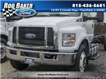 2017 F-650 Regular Cab, Cab Chassis #T17587 - photo 1
