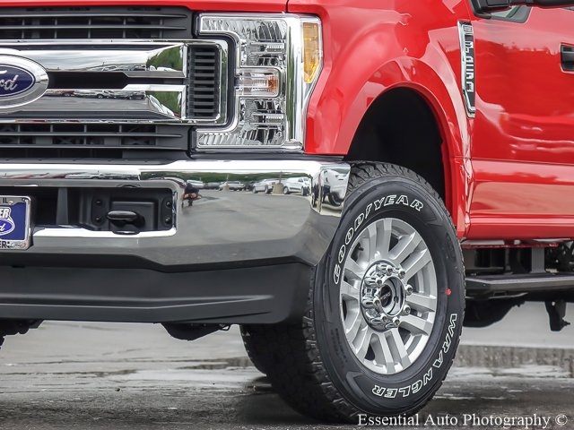 2017 F-250 Regular Cab 4x4 Pickup #T17591 - photo 4
