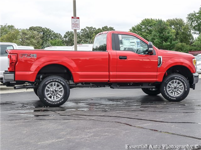 2017 F-250 Regular Cab 4x4 Pickup #T17591 - photo 10