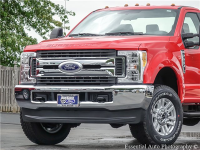 2017 F-250 Regular Cab 4x4 Pickup #T17591 - photo 3