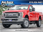 2017 F-250 Regular Cab 4x4 Pickup #T17591 - photo 1