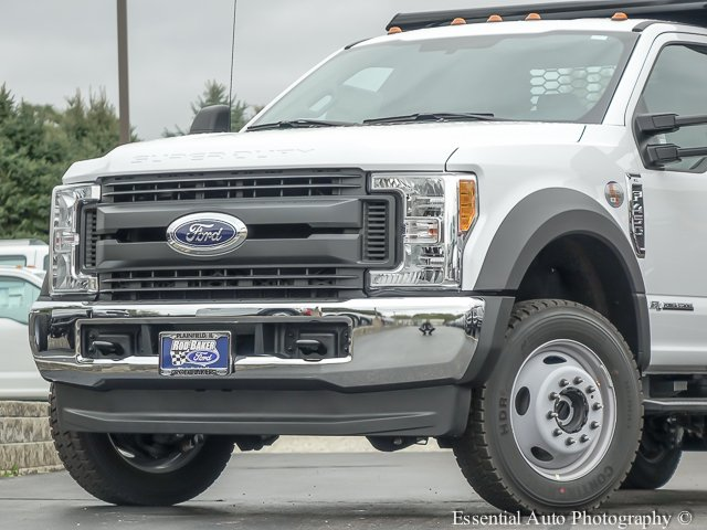 2017 F-450 Regular Cab DRW 4x4, Knapheide Dump Body #T17618 - photo 3