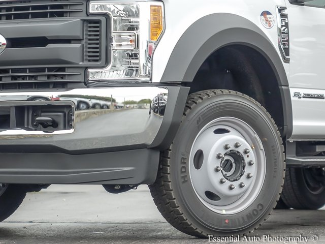 2017 F-450 Regular Cab DRW 4x4, Knapheide Dump Body #T17618 - photo 5