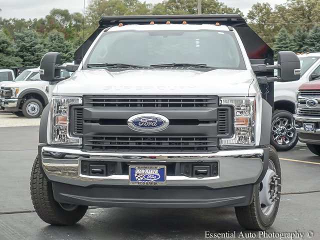 2017 F-450 Regular Cab DRW 4x4, Knapheide Dump Body #T17618 - photo 6