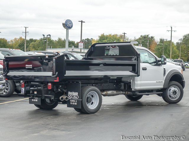 2017 F-450 Regular Cab DRW 4x4, Knapheide Dump Body #T17618 - photo 2