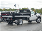 2017 F-450 Regular Cab DRW 4x4, Knapheide Dump Body #T17618 - photo 1