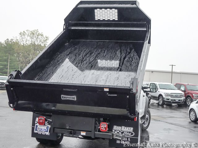 2017 F-450 Regular Cab DRW 4x4, Knapheide Dump Body #T17647 - photo 21