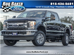 2017 F-250 Crew Cab 4x4 Pickup #T17656 - photo 1