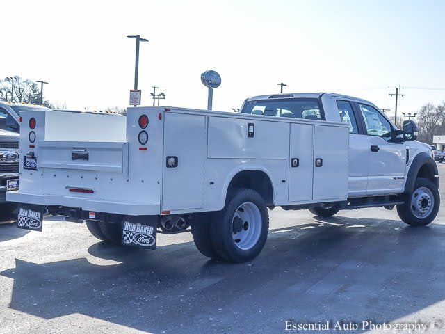 2017 F-450 Super Cab DRW, Knapheide Service Body #T17665 - photo 2