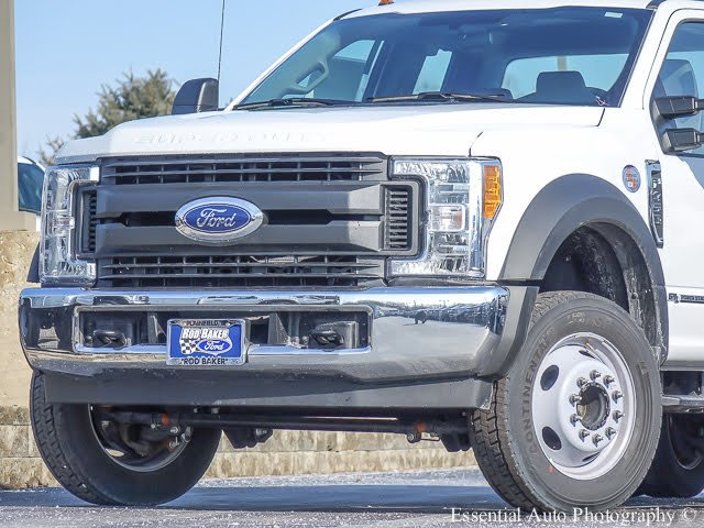 2017 F-450 Super Cab DRW, Knapheide Service Body #T17665 - photo 3